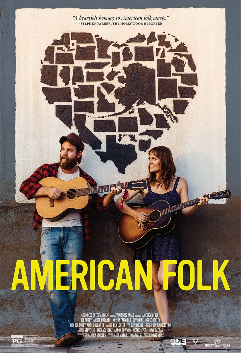 American Folk - Theatrical Poster