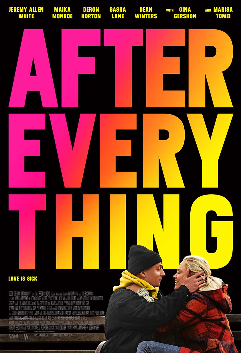 After Everything - Theatrical One Sheet