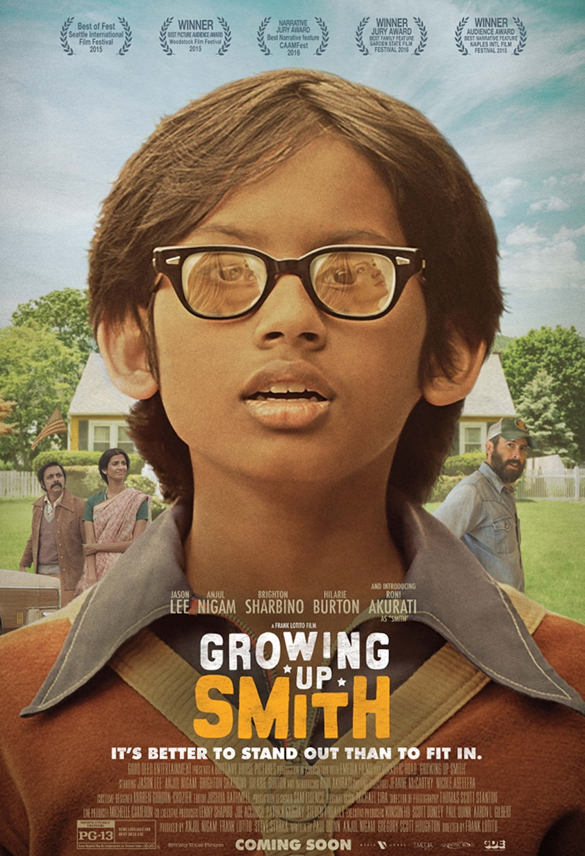Growing Up Smith - Theatrical One Sheet