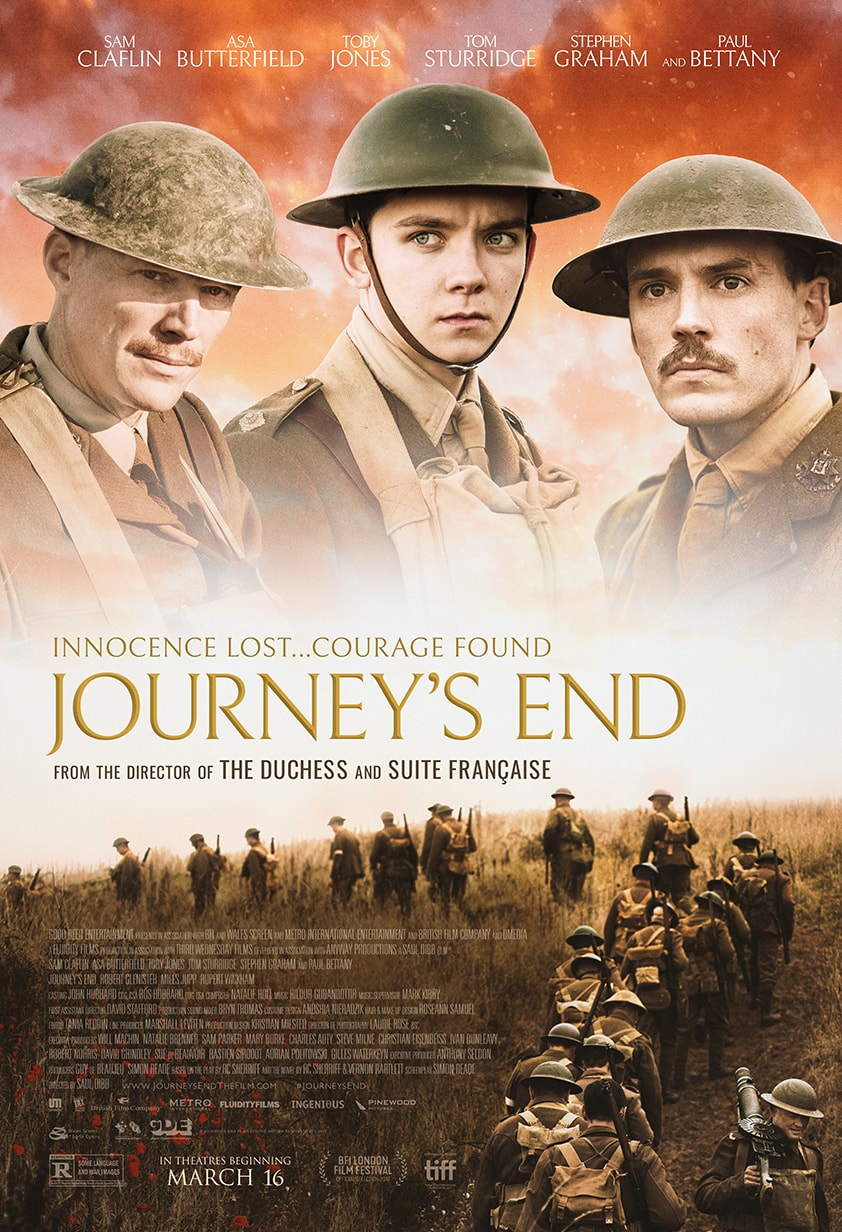Journey's End - Theatrical One Sheet