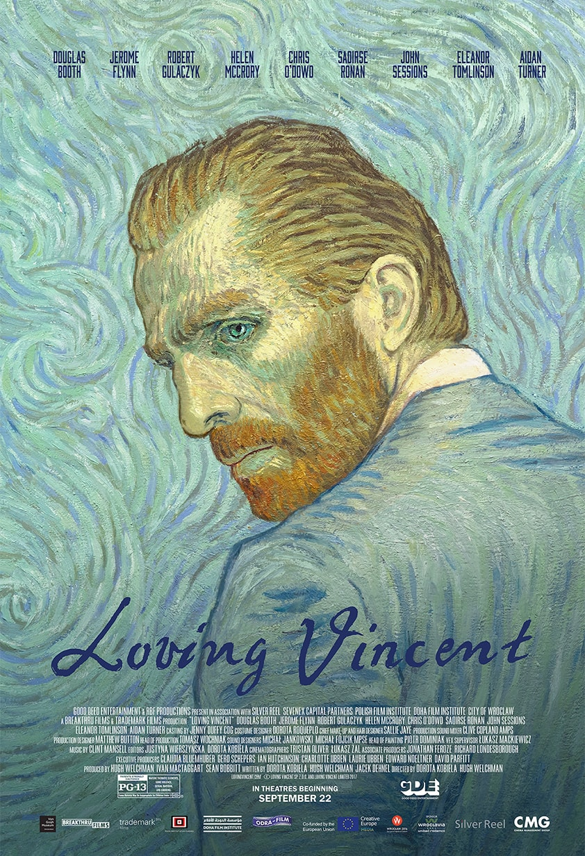 Loving Vincent - Theatrical One Sheet