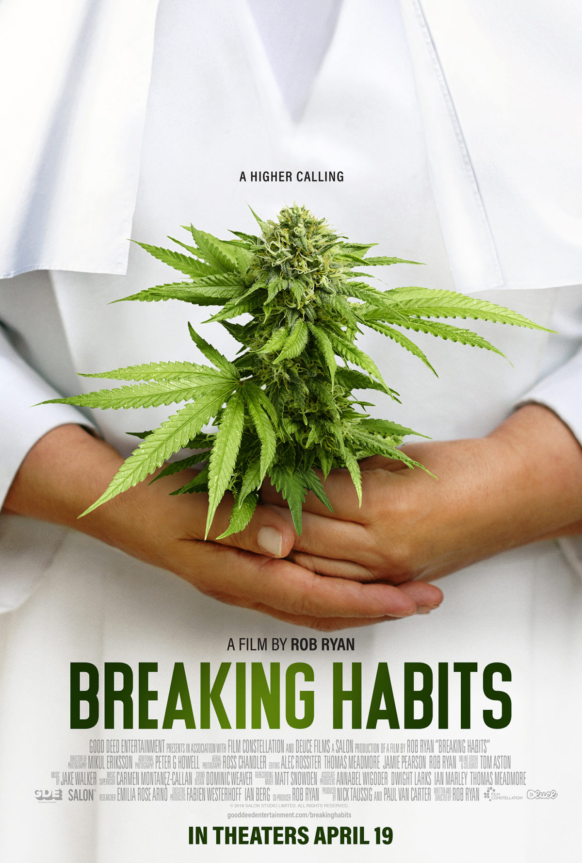Breaking Habits Theatrical One Sheet