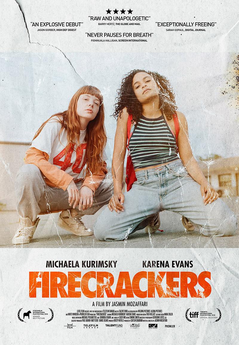 Firecrackers One Sheet