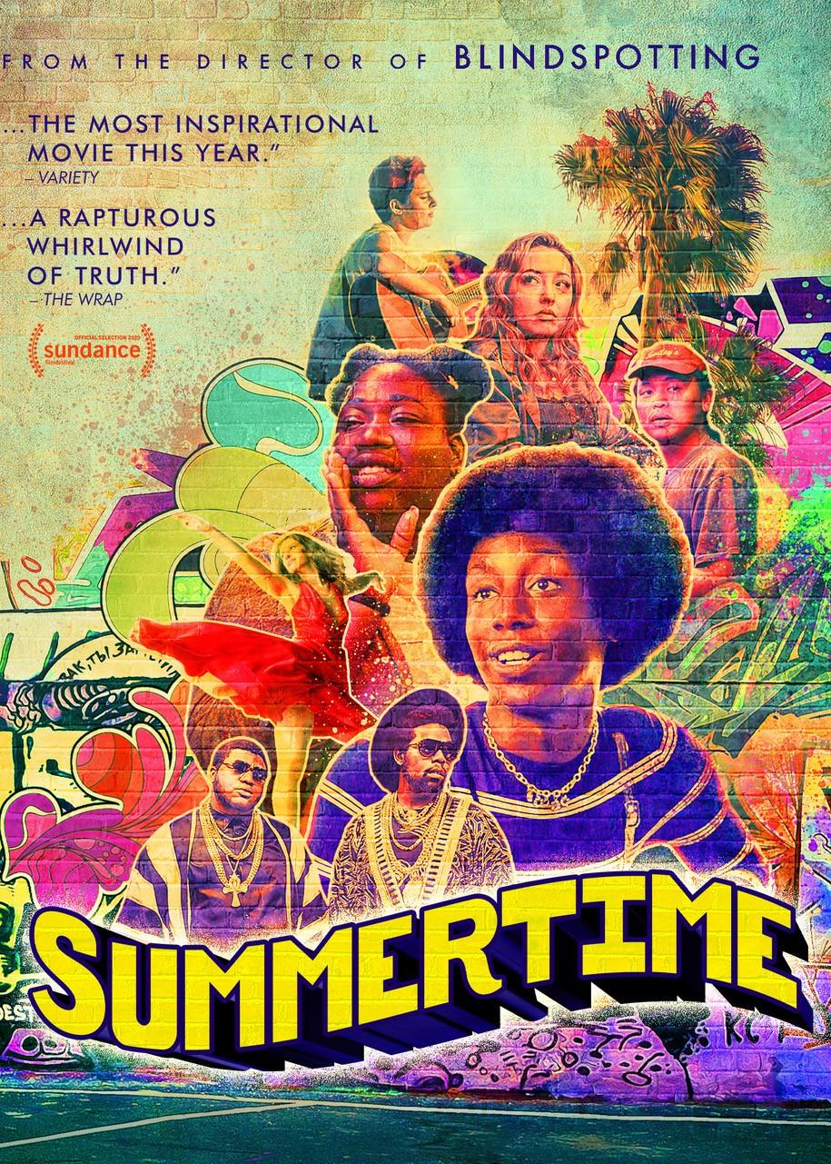Summertime Key Art no bb